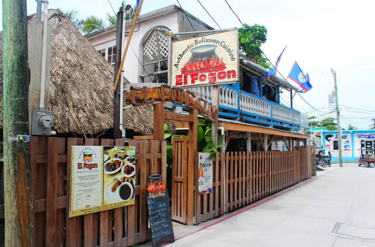 Places To Eat In Ambergris Caye