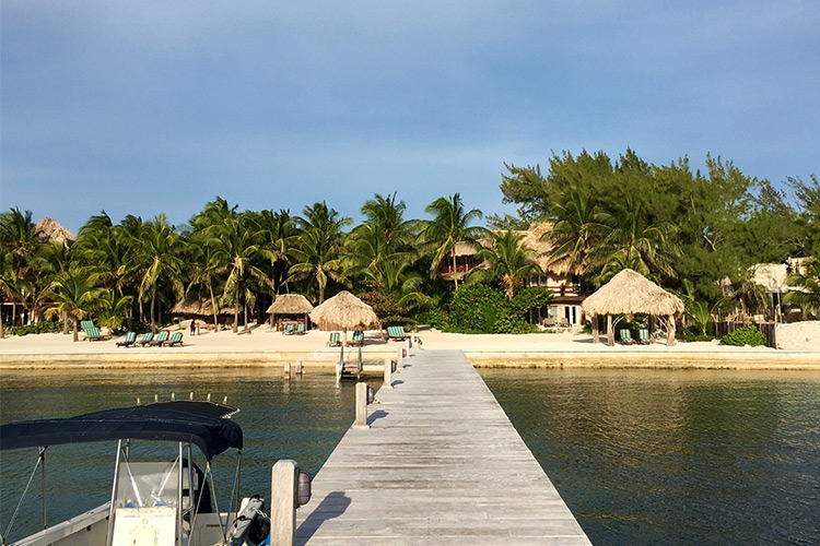 Belize Eco-Friendly Beach Resort