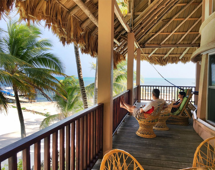 Belize Eco-friendly Beach Resort in Ambergris Caye