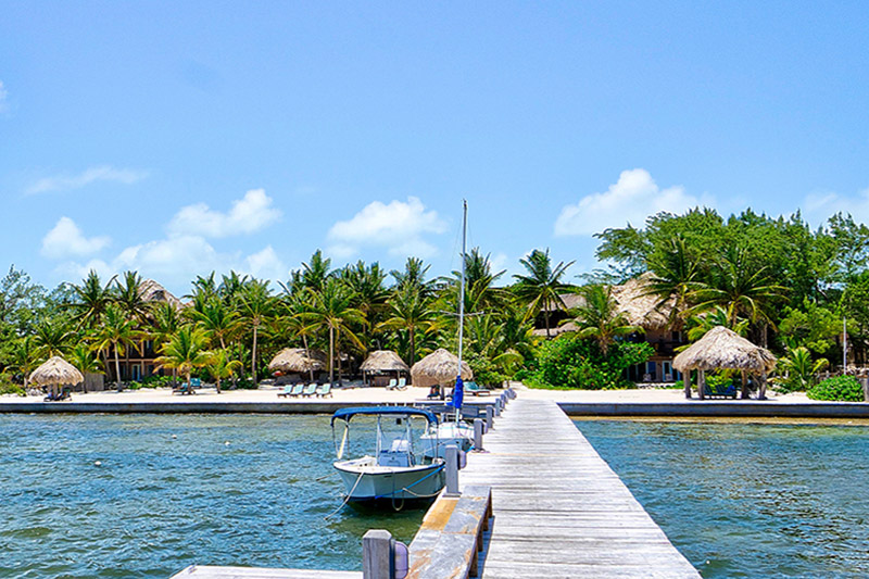 belize eco-friendly resort