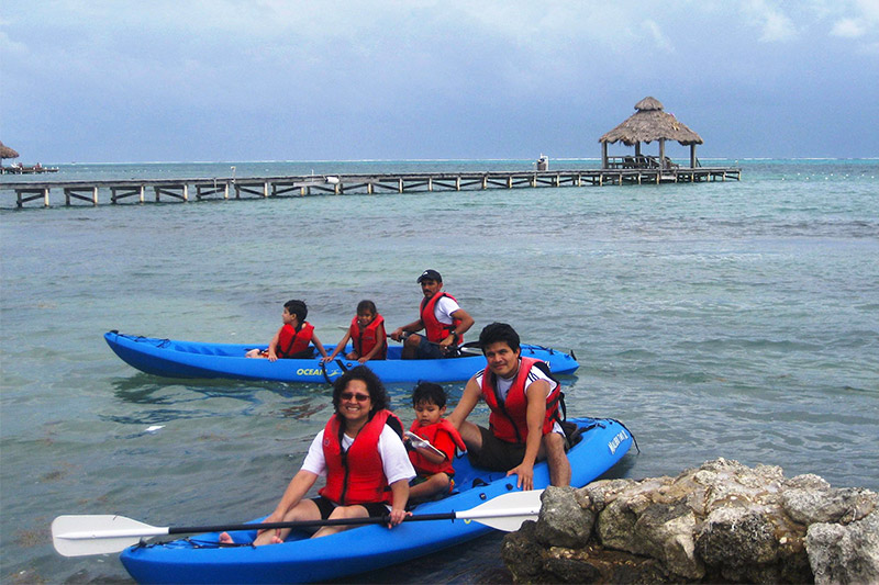 ambergris caye island activities