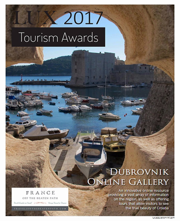 LUX 2017 Tourism Awards