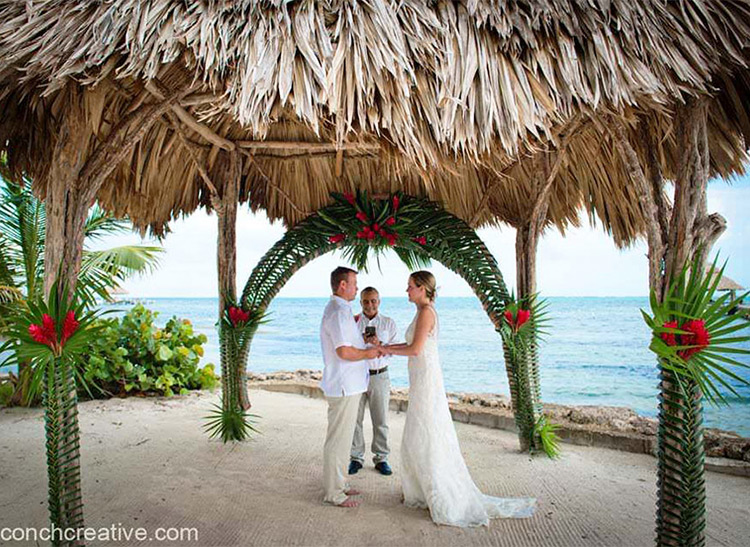 belize wedding requirement