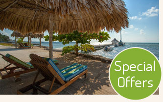 Special Offers from San Pedro Ambergris Caye Belize Beach Resort