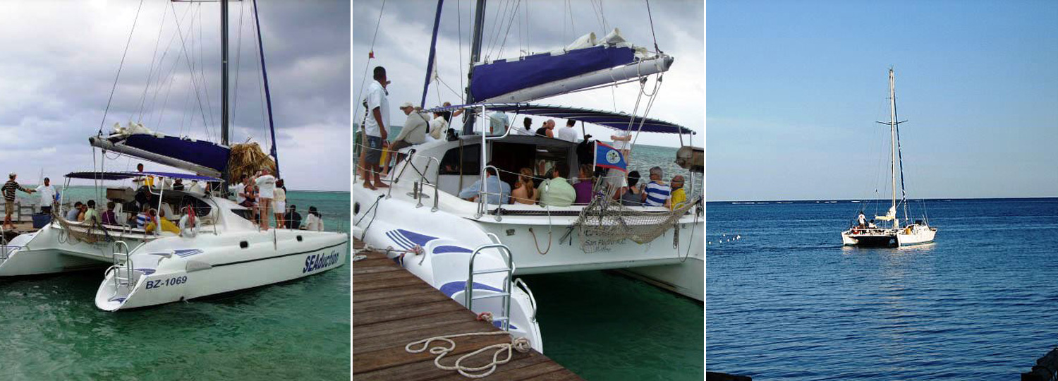 Xanadu Island Resort Sailing Activities