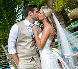 San Pedro Ambergris Caye Belize Beach Resort Wedding Gallery