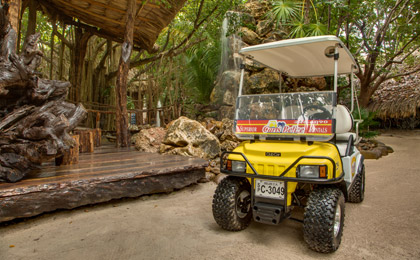 Xanadu Island Resort Golf Cart Rentals