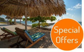 Belize resort specials