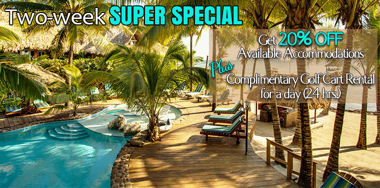 Belize Vacation Special